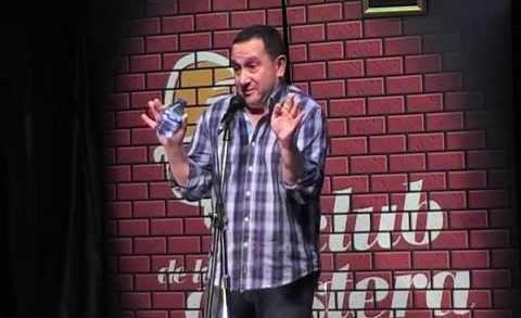 Concurso de Monólogos 2015 Mikel Naya
