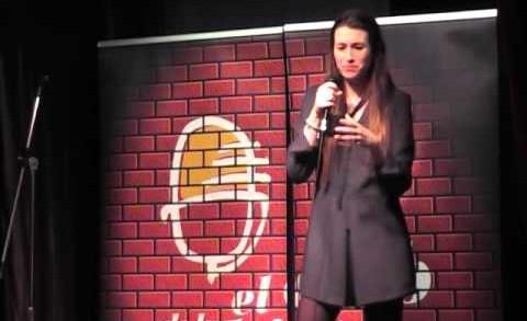 Concurso de Monólogos 2016 Eva Soriano Sanchez